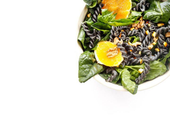 Νηστίσιμη σαλάτα με πρωτεΐνη
